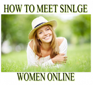 how to meet single women